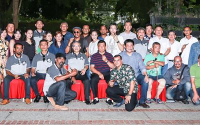 10th Anniversary Penang Pipers Chapter 2016