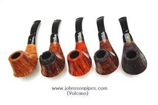 Volcano Series (The Embershoppe)